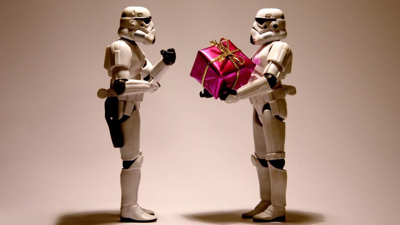 Christmas gift giving ideas for big families